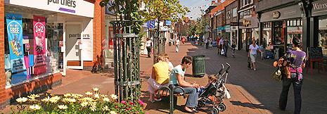 Wilmslow Town Centre Restaurants